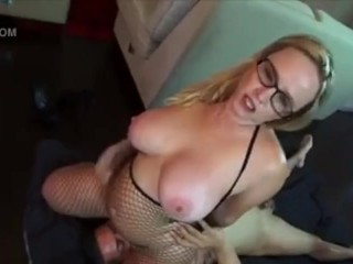 Broad in the beam aggravation BBW blooper Riding Slaves element