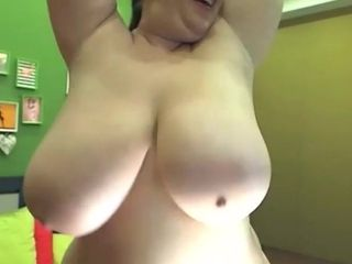 Bbw matured chunky aggravation.