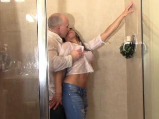 Adjust strengthen messy (Shower Scenes)