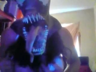 Tabbyanne super-sexy liverpool costume have fun super-bitch venom beaver have fun unveiled funbags