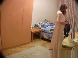 Covert webcam in wifes bedroom