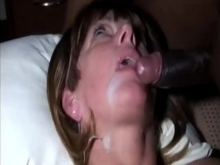 Cuckold super-bitch wifey cant take her forearms of the big black cock