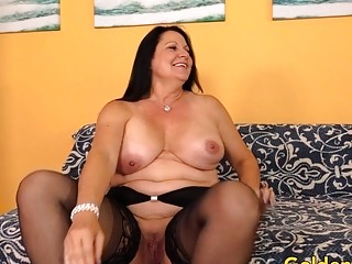Aged hottie Leylani Wood Uses a firm manmeat to satiate Her obscene fantasies