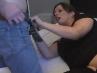 Kinky mommy banged up the rump by 2 bones