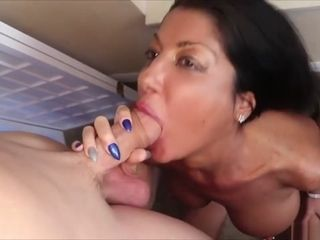 Cougar Nadia Night Is excited To observe Her Step sonnie After A