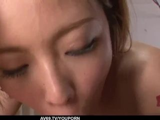 Ena Ouka fulfills wishes in point of view episodes - More at 69avs.com