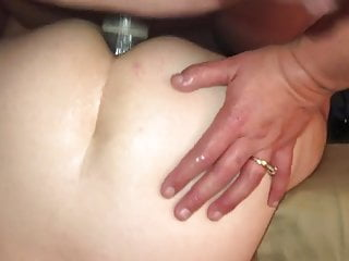 Big wed strapon going to bed poltroon cuckold