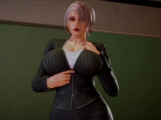 Lecturer : Ivy Valentine three - stunner Select (only ss)