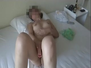 MY wifey AND HIS big fake penis - MI ESPOSA Y SU COMSOLADOR