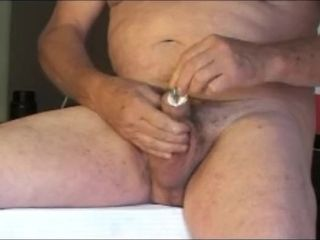 Unexperienced dude victim sounding urethral fuck stick plaything sadism & masochism 42