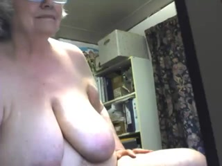 A Ravishing Obese Granny Squirts