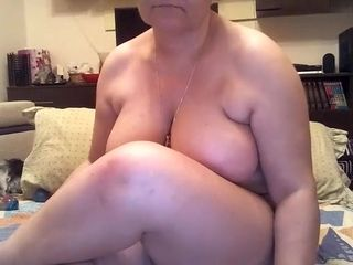 maturelady5u intimate record on 01/23/15 15:53 from chaturbate