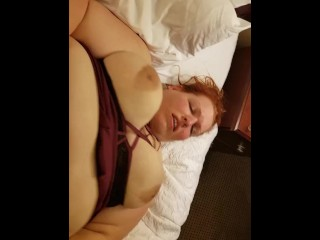 Humping my SSBBW wifey on vaca Part 2