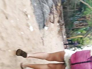 Goa indian beach