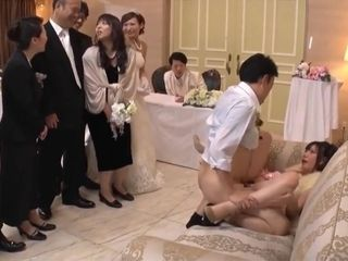 Wild asian Marriage
