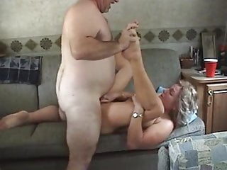 Swingers in a RV