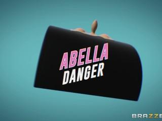 BRAZZERS TRAILER (Abella Danger, Brandi Love): Neighborly Love: Motorbunny