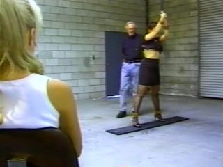 Astounding homemade flogging, BDSM mating bracket