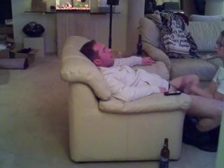 Cuckold hot spliced blowjob added to hadded tojob banter economize on