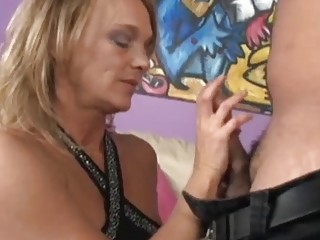 Stepmother Catches boy jacking To porno Mag