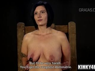Hot pornstar bdsm just about cumshot