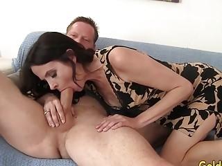 Lean Mature mega-slut Natasha Kee Gets Her puss pounded rock hard
