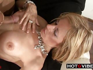Grown-up tow-haired Latina Gets Fucked